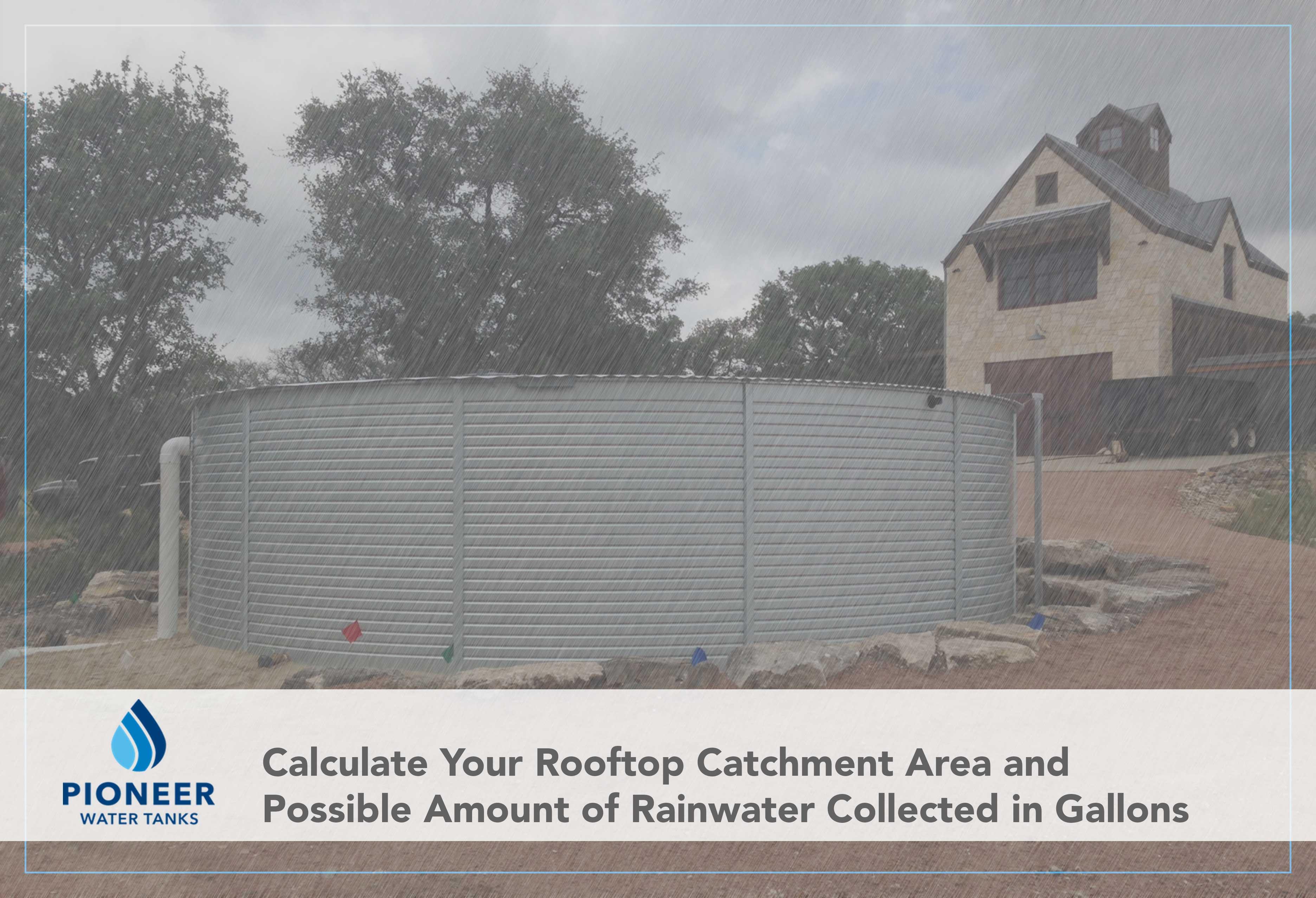 Rainwater Calculator