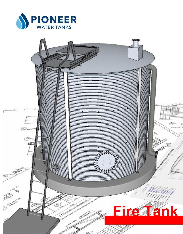 California Water Storage Tanks - Poly-Mart, Inc.