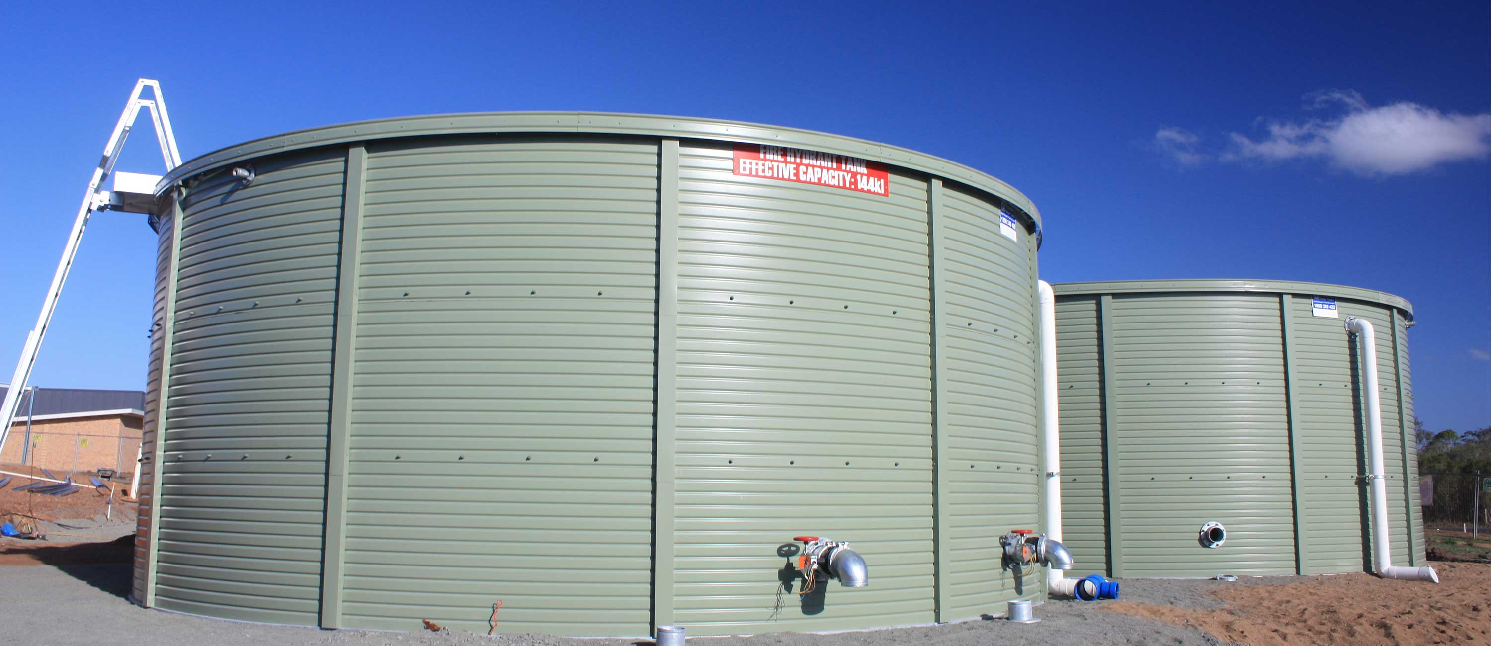 & Commercial Water Tanks u2013 Acer Water Tanks