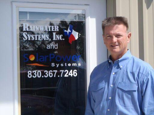 Rainwater Systems Inc Barry Wall Texas