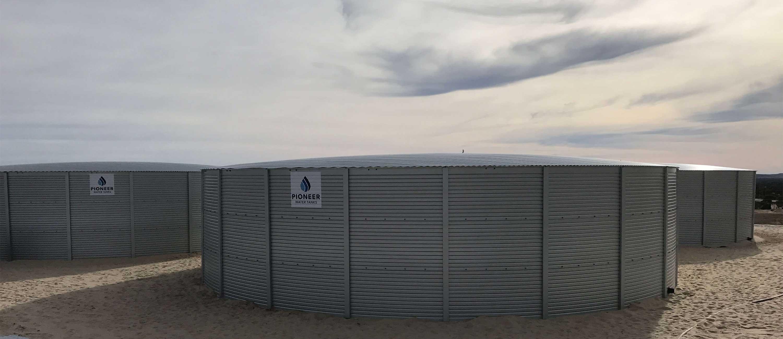 Commercial pioneer water tanks large pioneer water tanks
