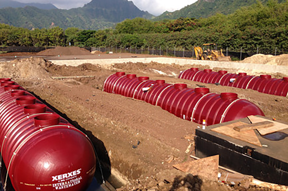 Xerxes Fire Protection Tanks Acer Water Tanks