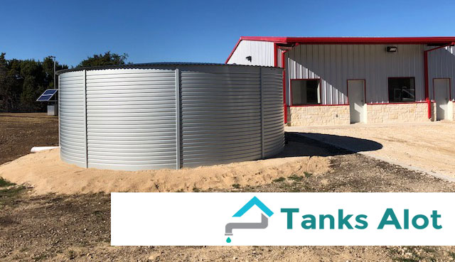 Tanks Alot Boerne Texas fire protection system