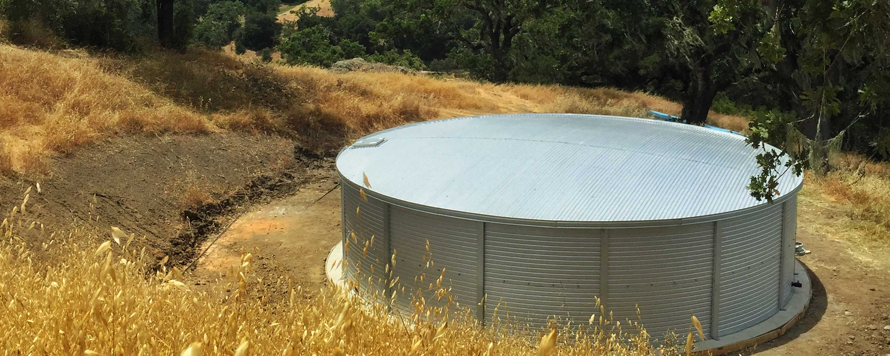 Winery water systems Winery tanks BPA free