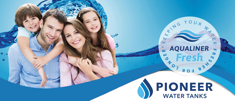 Aqualiner fresh Pioneer Water Tanks liner
