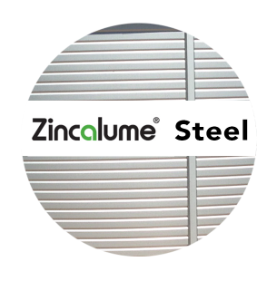 Zincalume Steel Pioneer Water Tanks